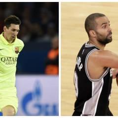 Tony Parker VS Lionel Messi : et le prix de la plus belle chute est attribué à...