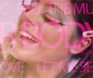 Anaïs Camizuli : premières images du clip de son single 'Move Your Body'
