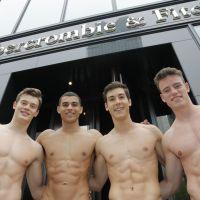 Abercrombie & Fitch : la fin des mannequins torses nus !