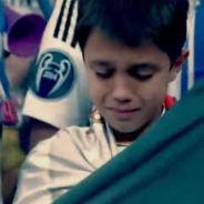 Cristiano Ronaldo envoie un ballon au visage d'un enfant : son beau cadeau pour se faire pardonner