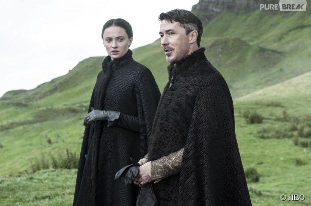 Game of Thrones saison 5 : changement de storyline pour Sansa