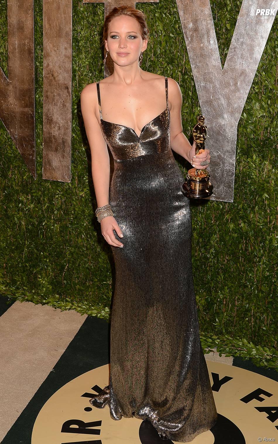 Jennifer Lawrence dans le top 100 des femmes les plus sexy de 2015
