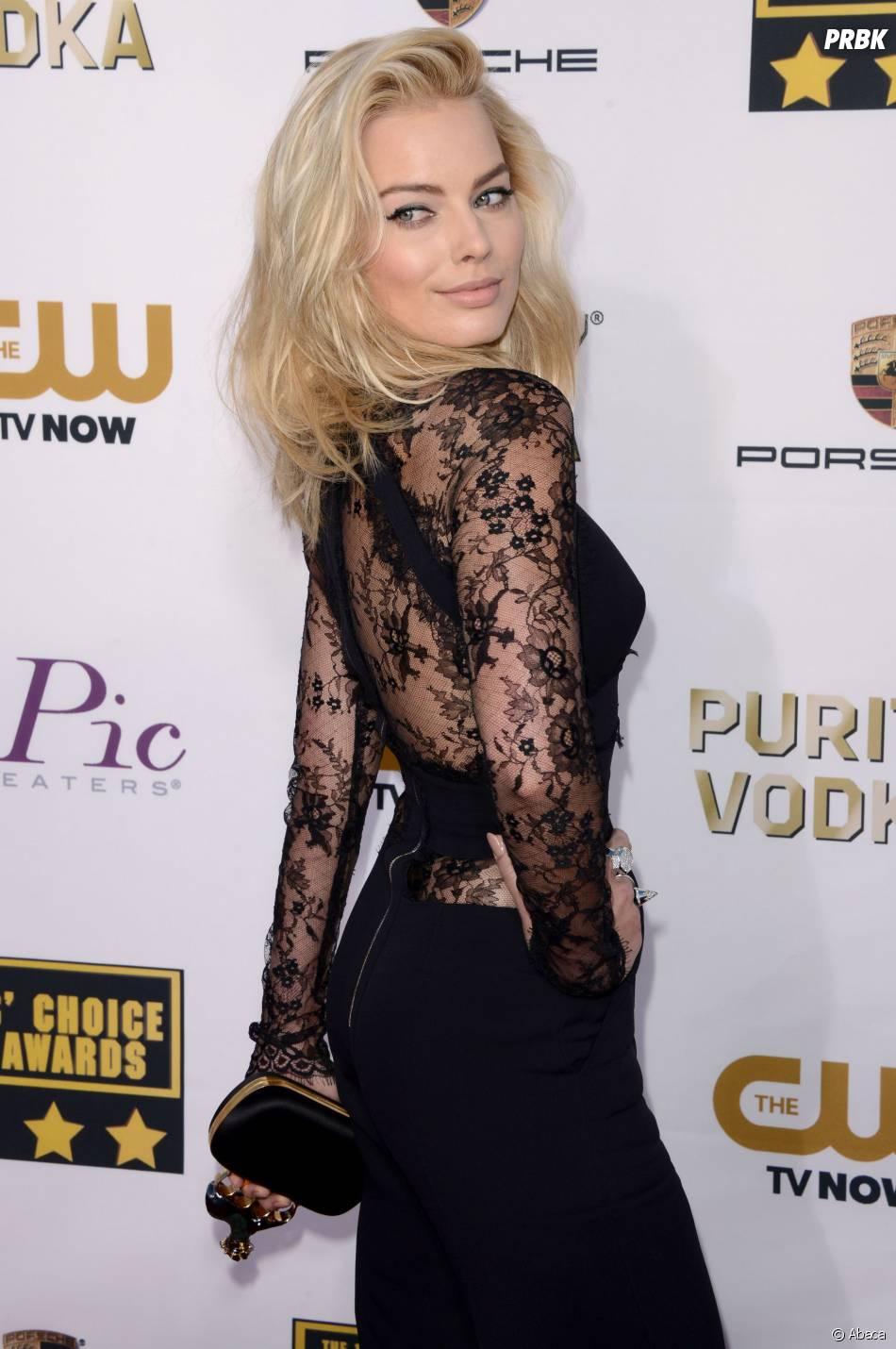 Margot Robbie dans le top 100 des femmes les plus sexy de 2015