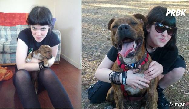 Chico a grandi trop vite en deux ans.