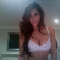 Kim Kardashian : photos sexy en lingerie pour la promotion de son livre Selfish