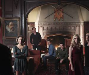 The Vampire Diaries saison 6 : les personnages déprimés lors du départ d'Elena