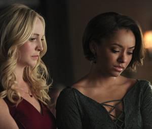 The Vampire Diaries saison 6 : Bonnie et Caroline déprimées