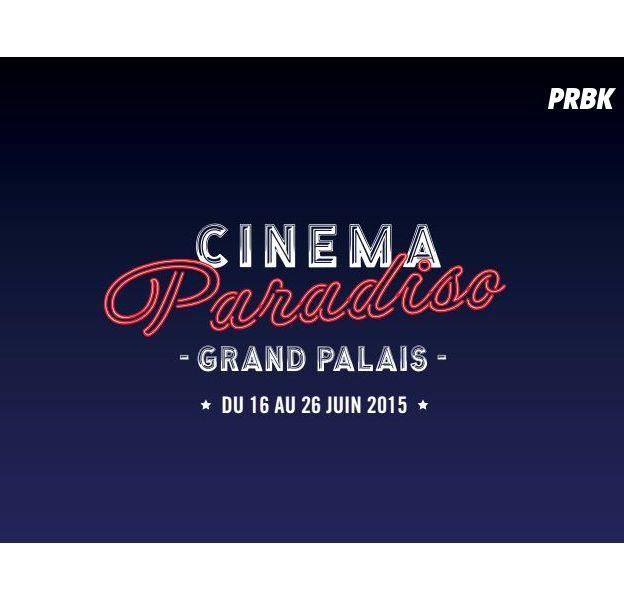 Cinema Paradiso 2015 se tiendra du 16 au 26 juin au Grand Palais