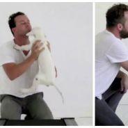 Il adopte un chien condamné à mourir jeune et montre en vidéo pourquoi il ne le regrette pas
