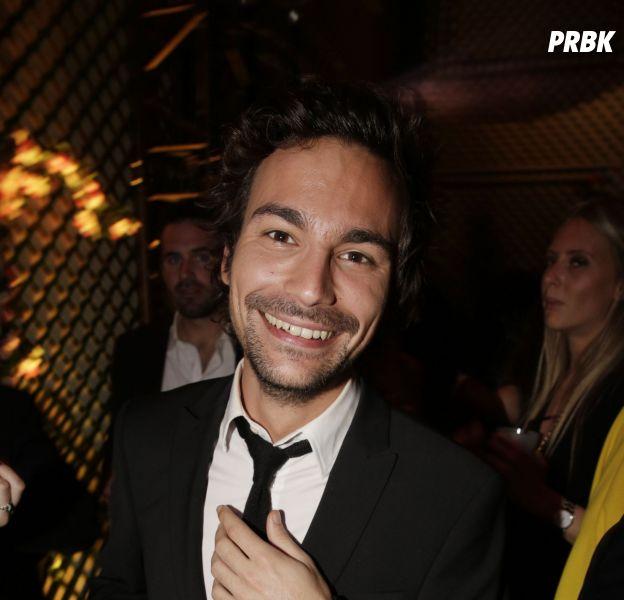 Bertrand Chameroy bientôt acteur ?