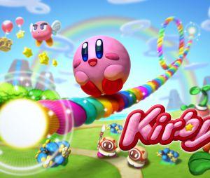 Kirby et le pinceau arc-en-ciel est disponible sur Wii U depuis le 7 mai 2015