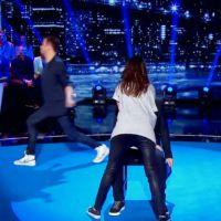 Karine Ferri : danse sensuelle et sexy pour Arthur dans Vendredi tout est permis