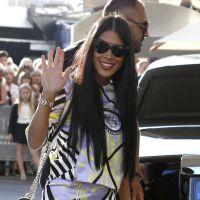 Ayem Nour à Cannes : robe sexy et grand sourire sur la Croisette