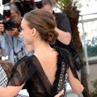 Natalie Portman transparente et sexy à Cannes : ses fesses stars d'un photocall