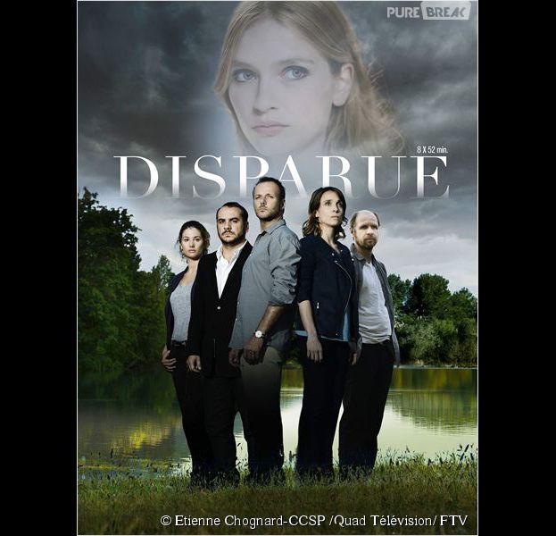 Disparue : la série de France 2 n'aura pas de saison 2, ni de spin-off