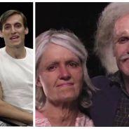 Deux futurs mariés découvrent comment ils vont vieillir : touchant et bluffant !