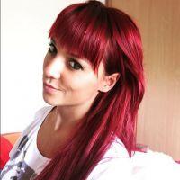 Barbara Lune (Les Anges 7) : nouvelle coupe de cheveux pour la chanteuse