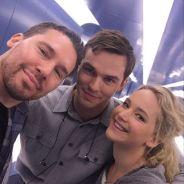 Jennifer Lawrence et Nicholas Hoult : après la rupture, retrouvailles sur le tournage de X-Men