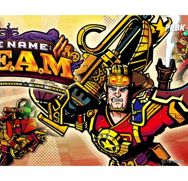 Code Name S.T.E.A.M. est disponible sur 3DS depuis le 15 mai 2015