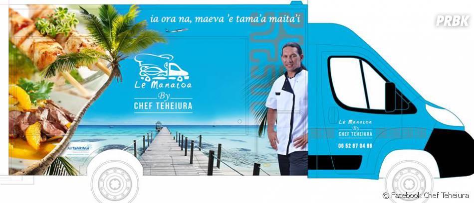 Koh Lanta : Teheiura se lance dans l'aventure Food Truck