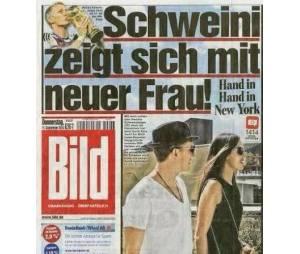 Ana Ivanovic etBastian Schweinsteiger en couple : une histoire qui dure depuis septembre 2014 selon Bild