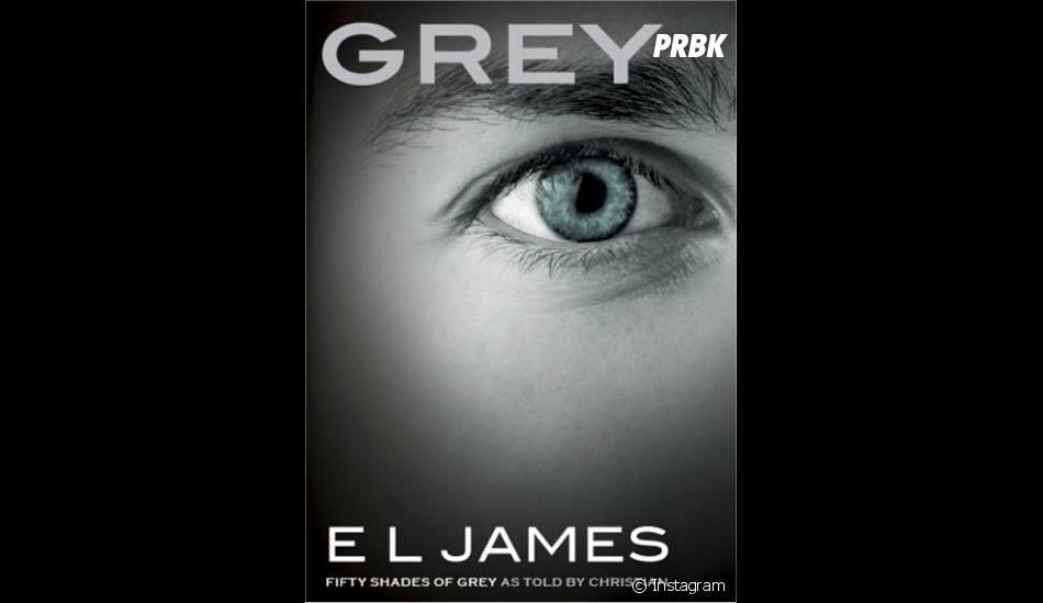 Fifty Shades of Grey : la couverture de Grey, le nouveau libre de E.L. james