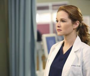 Grey's Anatomy saison 11 : Sarah Drew sur une photo