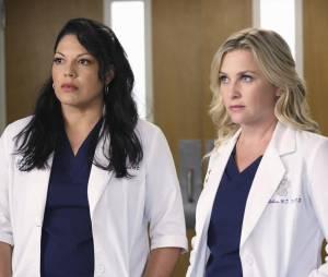 Grey's Anatomy saison 11 : une rupture pour Arizona et Callie