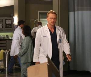 Grey's Anatomy saison 11 : Owen sur une photo