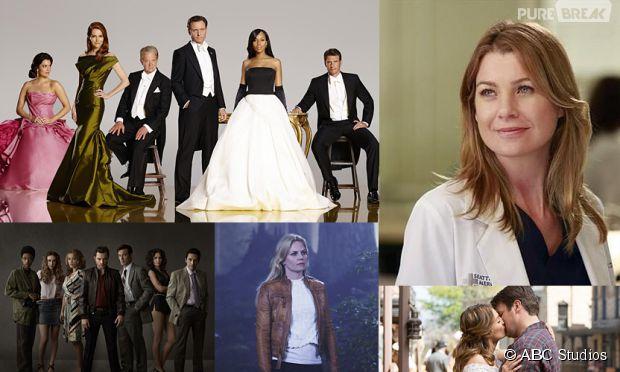 Scandal saison 5, Grey's Anatomy saison 12... toutes les dates de rentrée des séries de CBS
