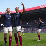 Wendie Renard, Laure Boulleau... découvrez les bleues dans FIFA 16 avant le match face à la Colombie