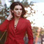 Kendall Jenner : femme fatale et sensuelle pour une pub Estée Lauder