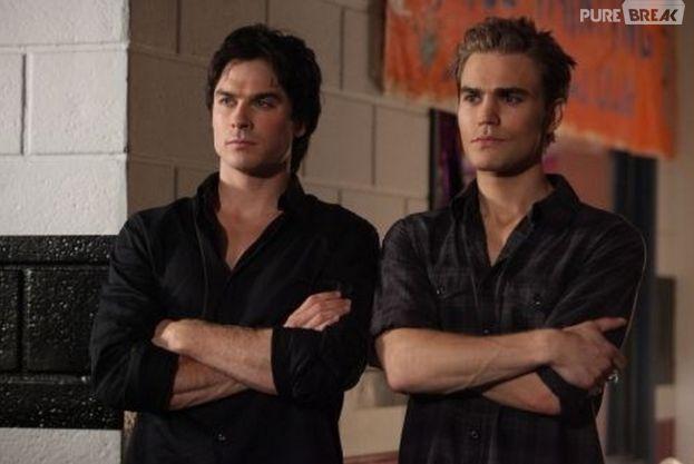 The Vampire Diaries saison 7 : Damon et Stefan face au retour de leur mère
