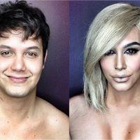 Kim Kardashian, Caitlyn Jenner, Kendall Jenner... Ce maquilleur peut se transformer à volonté !