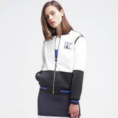 Karl Lagerfeld : sa collection capsule sport-chic pour Zalando