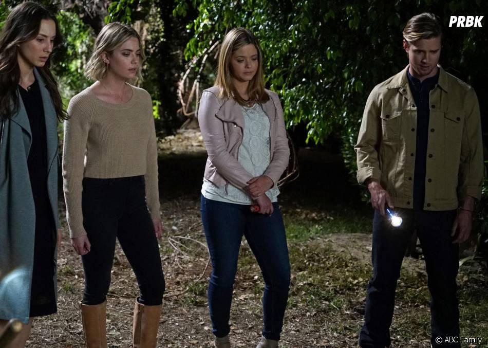 Pretty Little Liars saison 6, épisode 4 : Charles n'est pas le frère jumeau de Jason