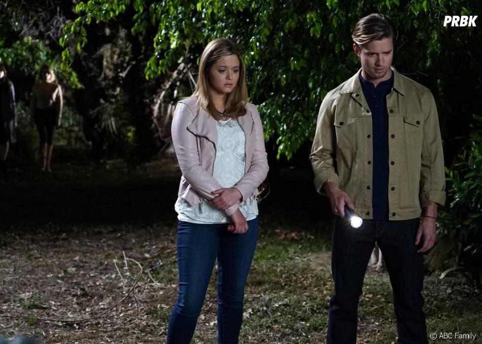 Pretty Little Liars saison 6, épisode 4 : Charles est bien le frère d'Alison et Jason