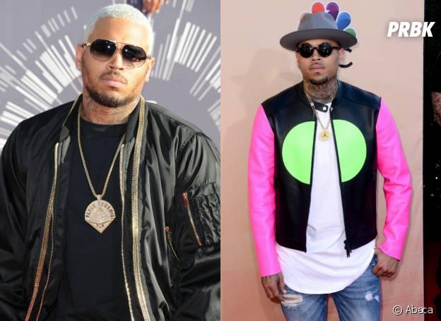Chris Brown transformé : avant/après sa perte de poids entre 2014 et 2015