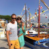 Eve Angeli en couple : la chanteuse présente Christophe, son nouveau petit-ami, sur Twitter
