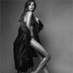 Marine Lorphelin : un shooting sexy en lingerie qui va prolonger la canicule !