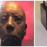 Flippant : ne regardez SURTOUT PAS cette statue dans les yeux !