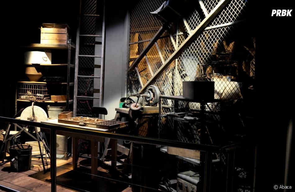 Hunger Games : La Plaque recrée à l'exposition à New York