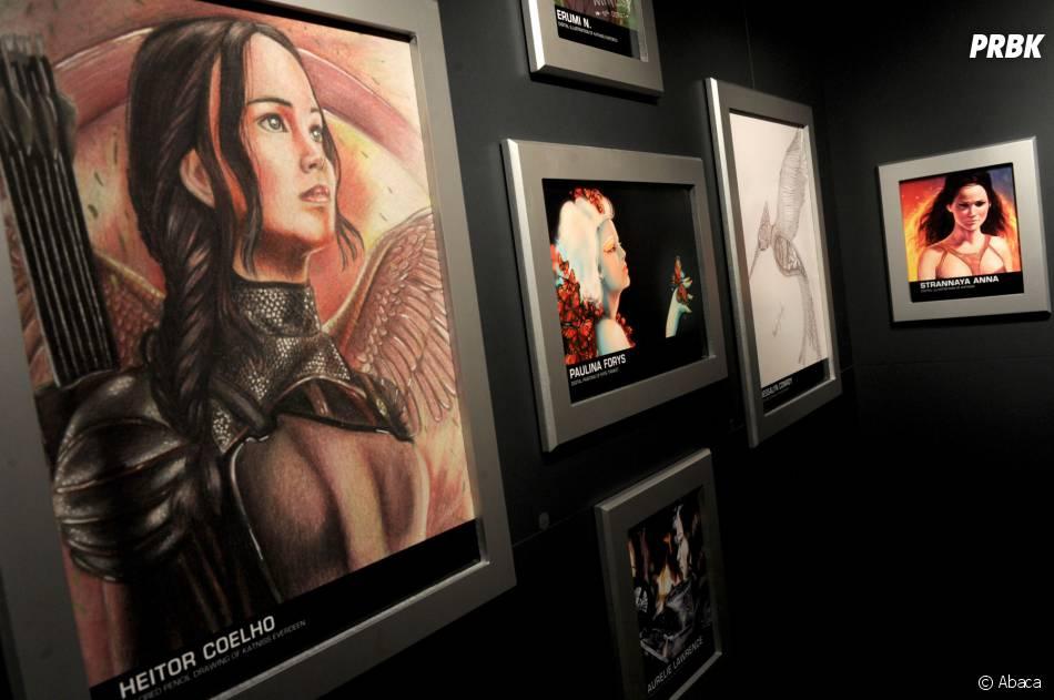 Hunger Games : à l'exposition à New York
