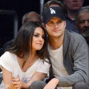 Mila Kunis et Ashton Kutcher : mariage secret ce week-end et deuxième bébé en route ?