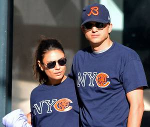 Ashton Kutcher et Mila Kunis enfin mariés ?