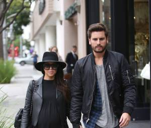 Scott Disick et Kourtney Kardashian : la rupture.