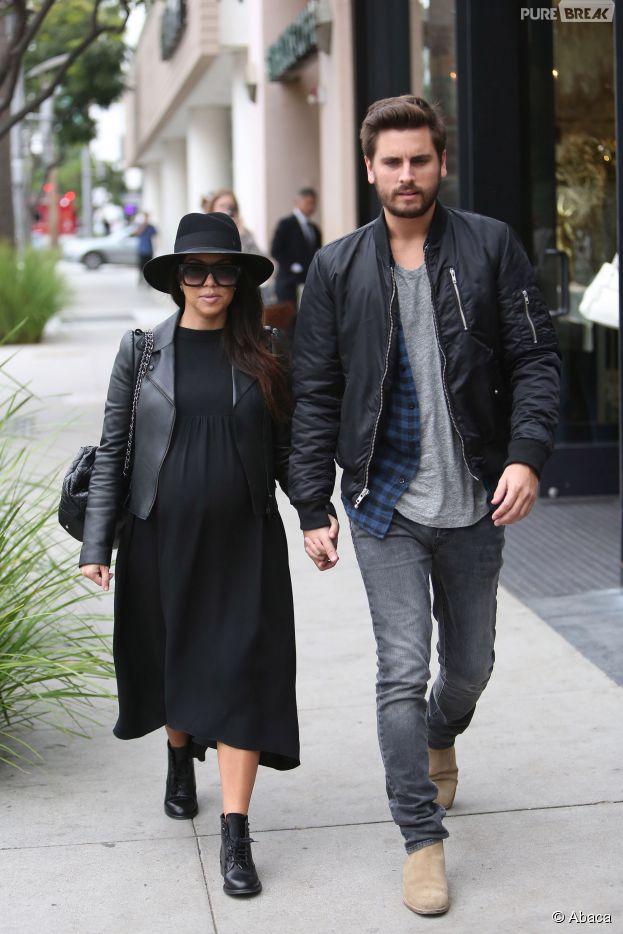 Scott Disick et Kourtney Kardashian : la rupture.