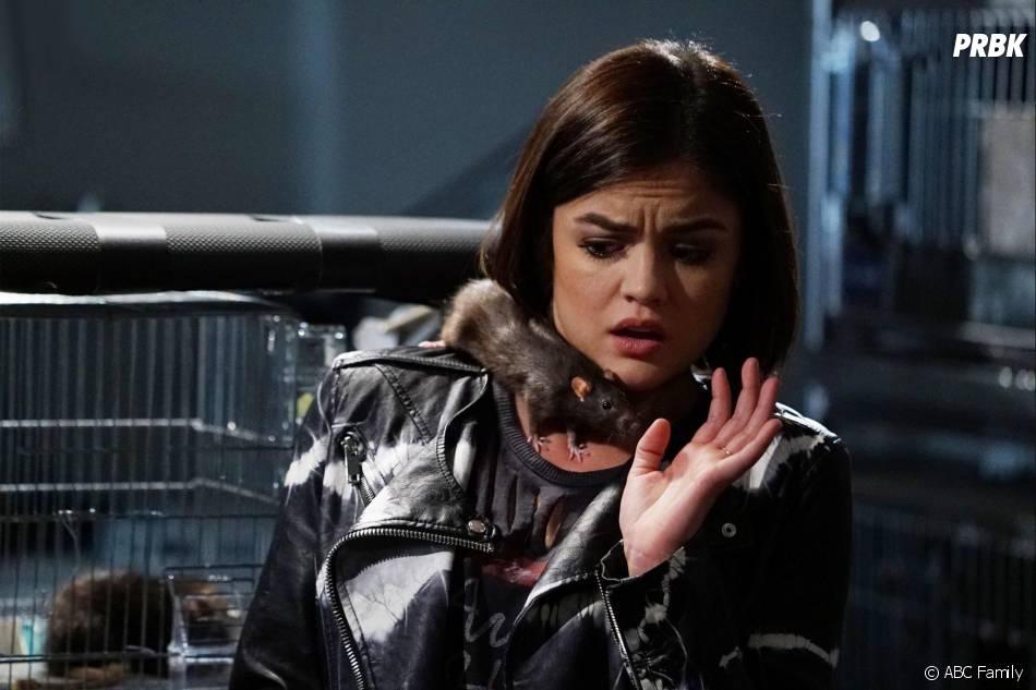 Pretty Little Liars saison 6, épisode 6 : un rat s'invite sur Aria