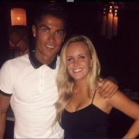 Cristiano Ronaldo retrouve le téléphone perdu d'une belle blonde... et l'invite à dîner
