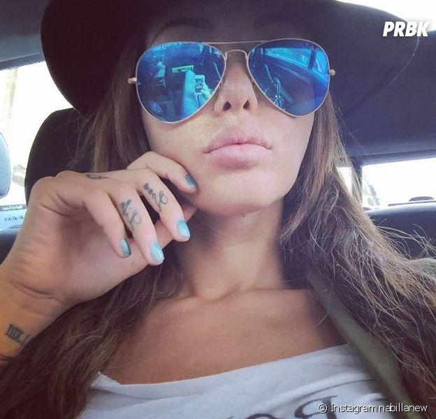 Nabilla Benattia : projet secret avec un magazine pour la petite-amie de Thomas Vergara